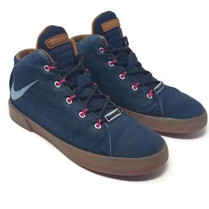 Nike LeBron James 12 NSW Lifestyle Denim Hi Top 11